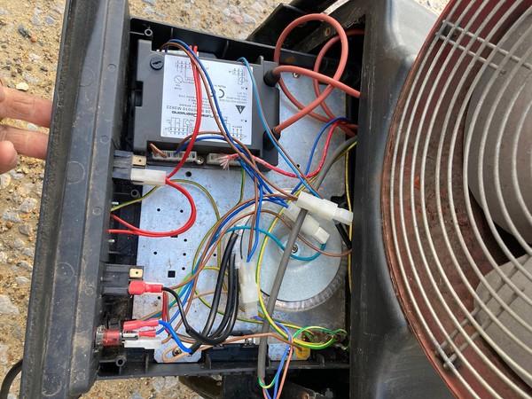 Arcotherm EC32  Heater