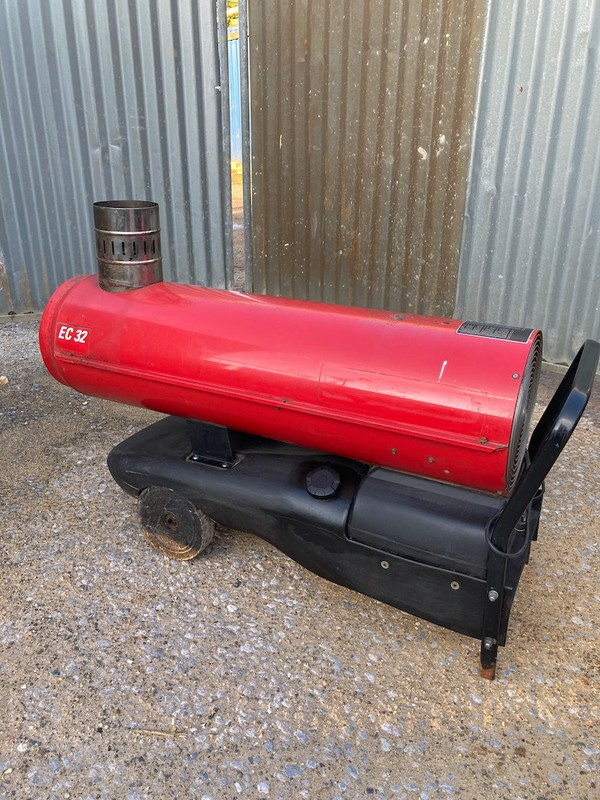 Used Arcotherm EC32 Indirect Diesel Heater