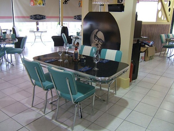 Bel.Air 50's Retro Chairs and Tables