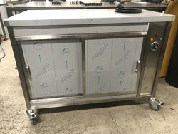 New Hot Cupboard