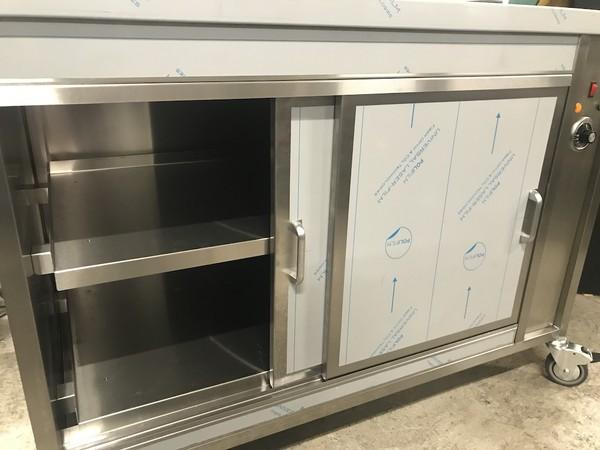 Bespoke Hot Cupboard