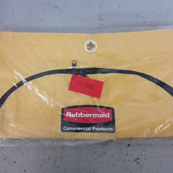 Brand New Rubbermaid L658 2 X Laundry Bags (12484)