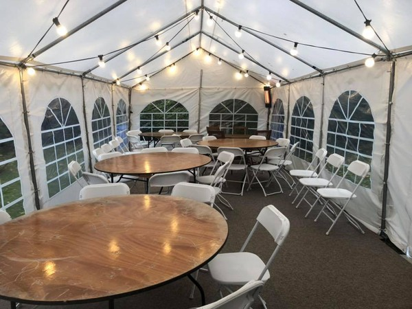 Party marquee hire business for sale