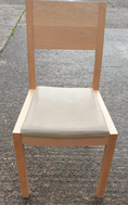 Secondhand restaurant chairs for sale
