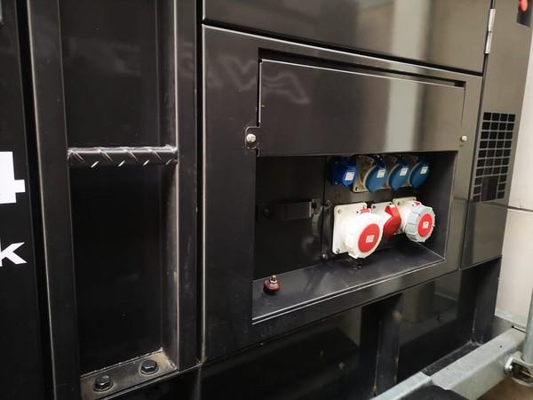 Used Denyo 100Kva Generator