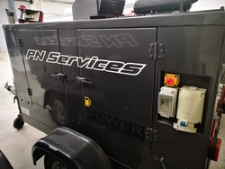 Staines and Golding 20Kva Generator