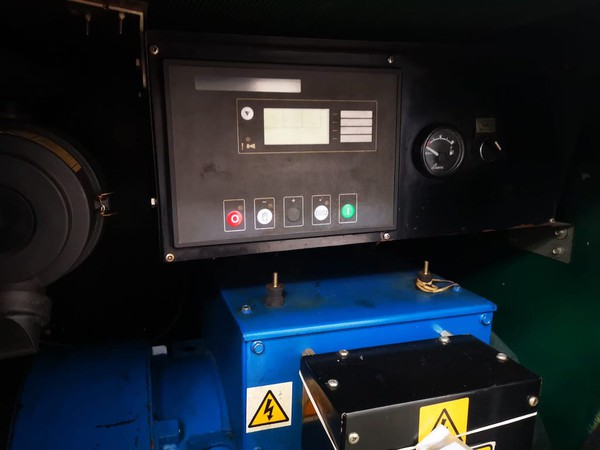 Staines and Golding 20Kva Generator on Trailer
