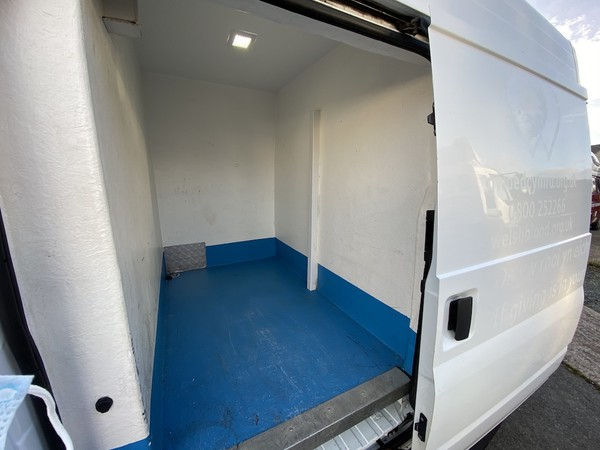 Used AWD Ford Transit