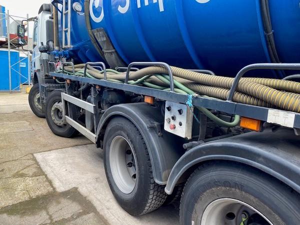 Secondhand tanker