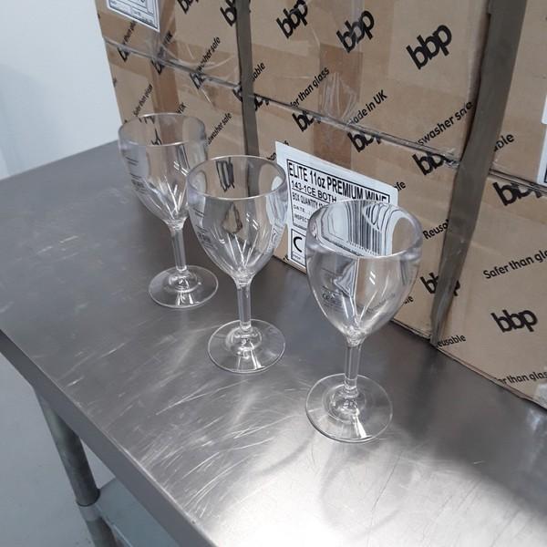 Elite 11ov Premium wine glasses