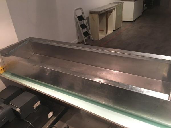 Polar G609 Counter Top Fridge