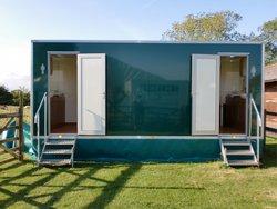 Luxury Toilet Trailer 3 + 1 - Kent