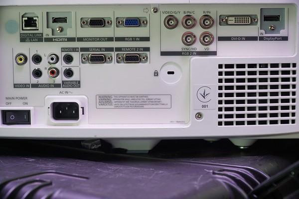 Panasonic PT-EW730ZE Projectors