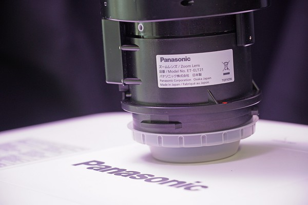 Secondhand Projector lens