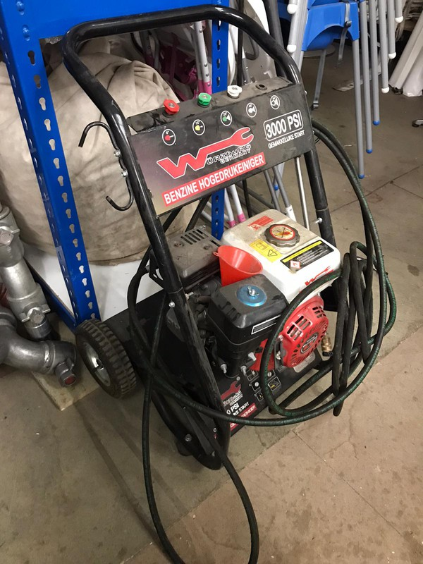 Petrol Jet Washer for sale