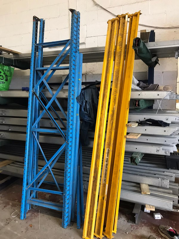 Pallet racking for sale