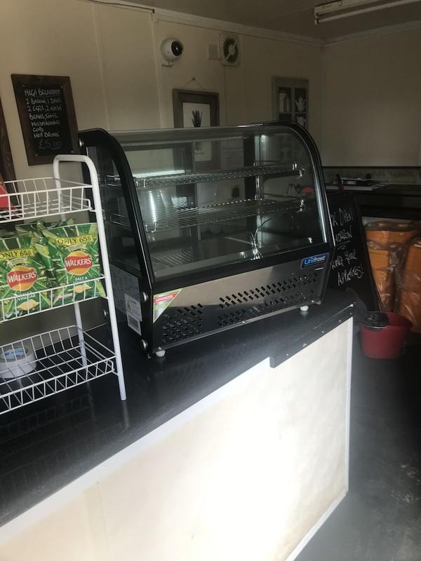 Mobile Food Shop