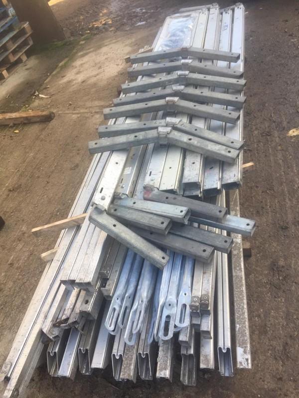 Aluminium Roder marquee for sale