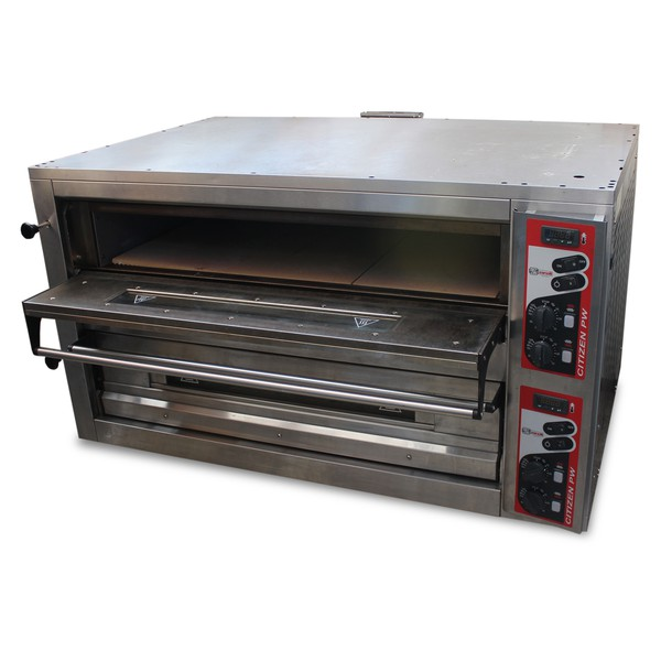 Secondhand pizza oven