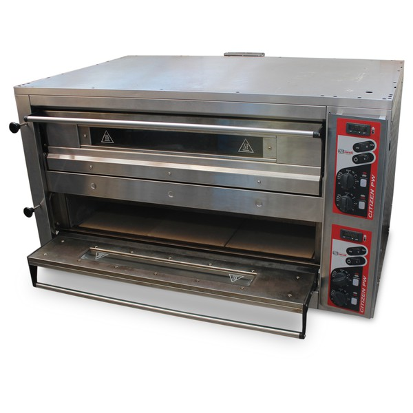 Used pizza oven