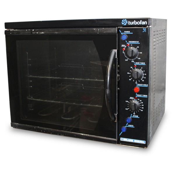 Secondhand turbo fan  Turbofan oven