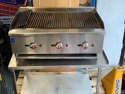 Counter Top Chargrill