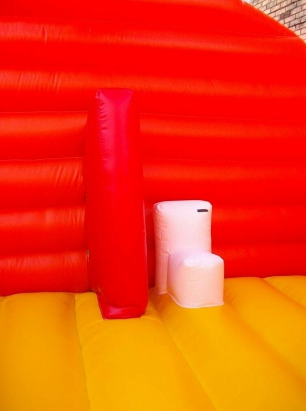 Bouncy Castle Inflatable Toilet