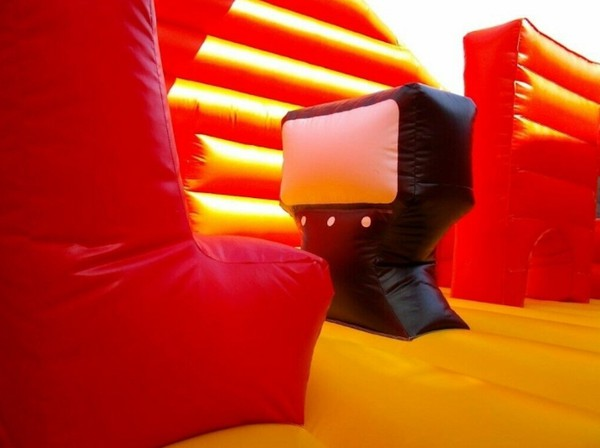 Bouncy Castle Inflatable TV