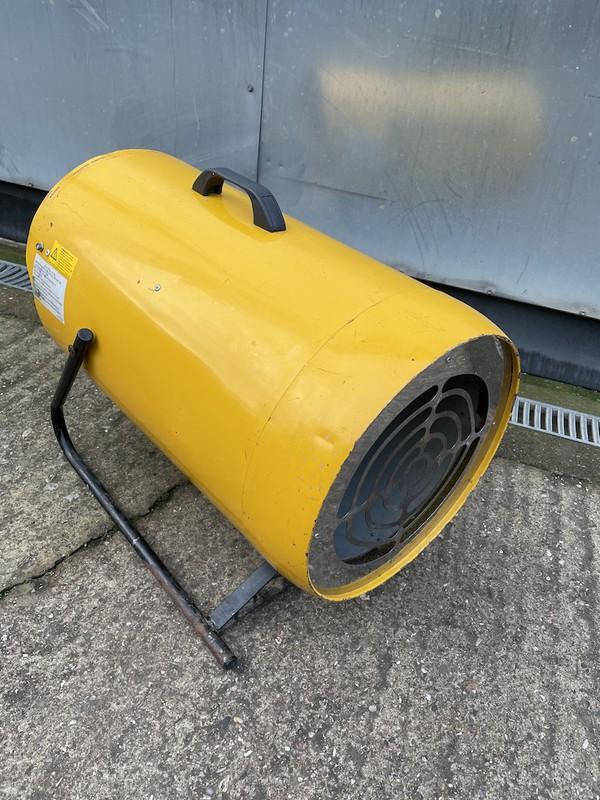 Dual Voltage Propane Gas Heater G150