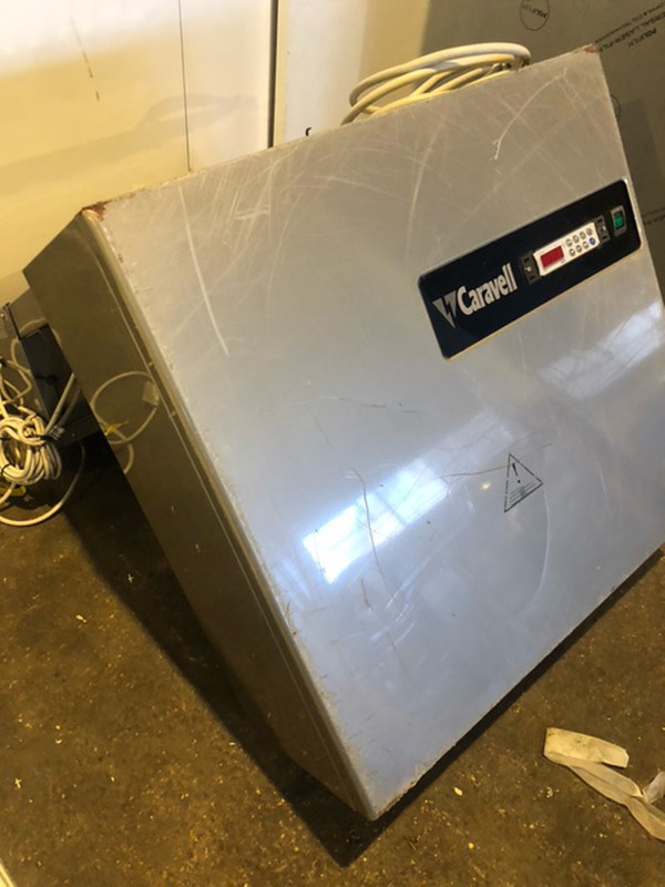 Used Caravel Chiller Monoblock 3 Phase