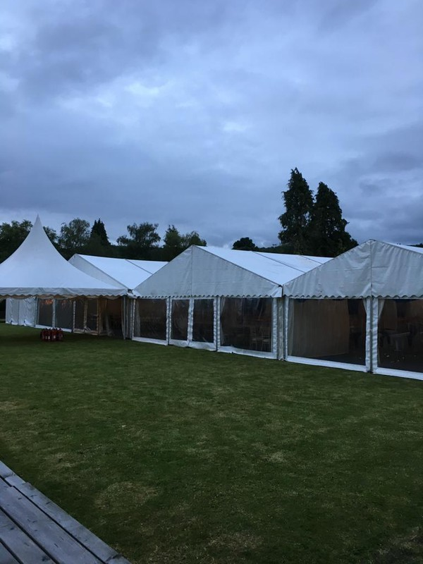 Corporate marquee hire business for sale