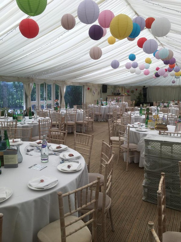 Marquee business for sale Buckinghamshire