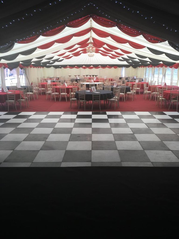 Party marquee business for sale
