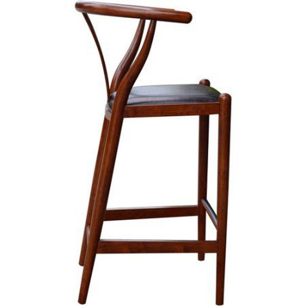 "Findahls high bar stool ""Wishbone"""