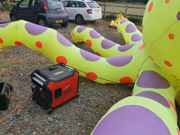 Blow up octopus for sale