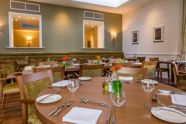 Square Restaurant Tables