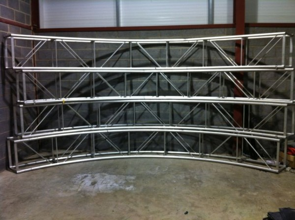 Buy 2x Box Truss Circle and Octagon