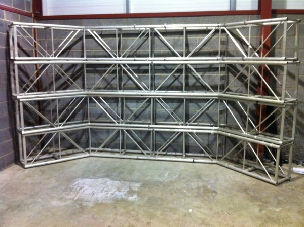 Buy Used 2x Box Truss Circle and Octagon