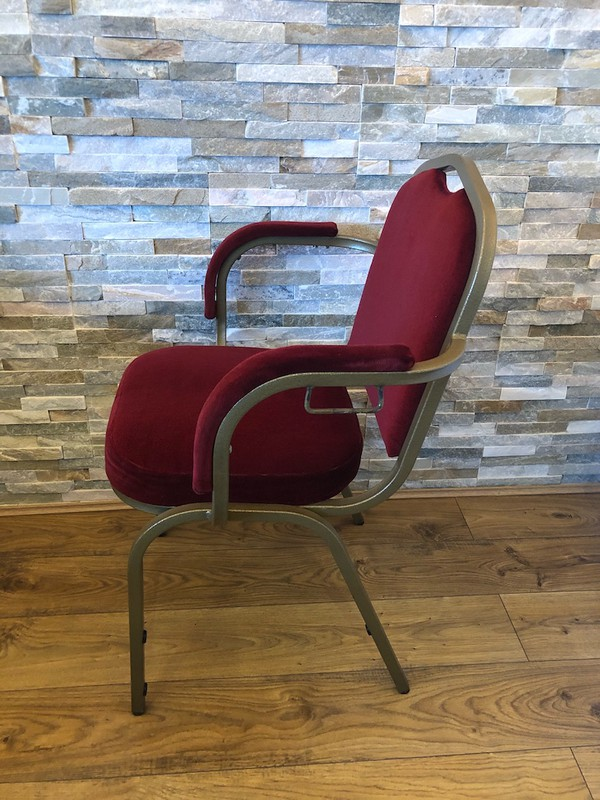 Used Shield Back Banqueting Arm Chairs