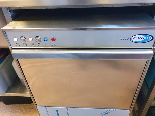 Classeq DUO 3 Glasswasher for sale