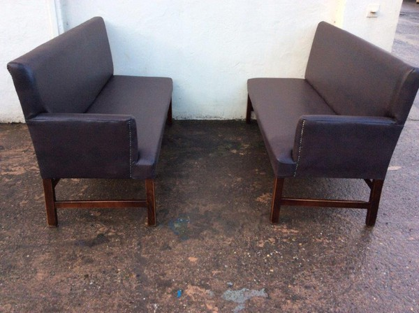 2x Benches / Settles (CODE B 383)