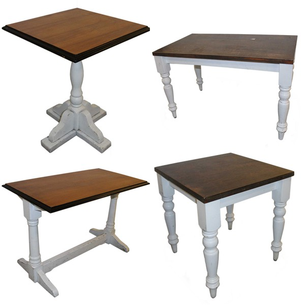 Second Hand Shabby Chic Tables
