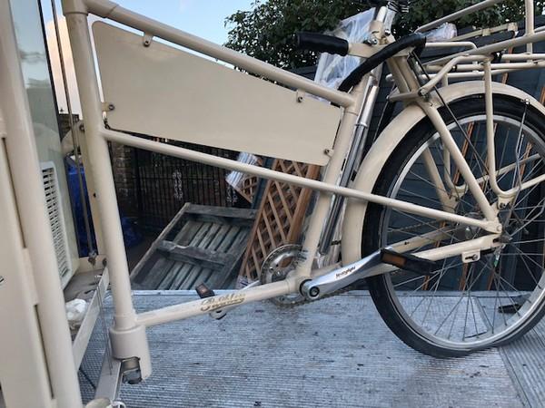 Cream Pashley Tricycle