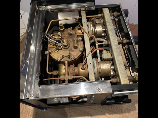 Spazio EK boiler