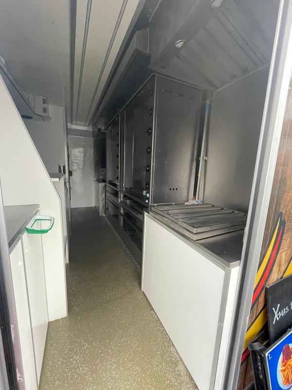 Chicken Rotisserie truck