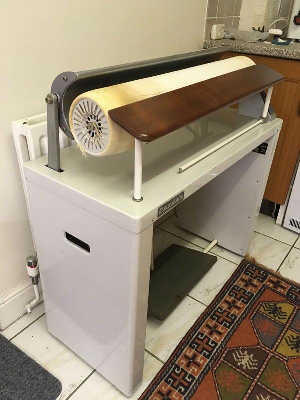 Miele Rotary Ironing