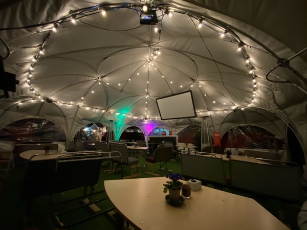 Party Dome Marquee
