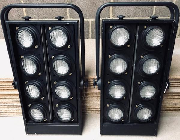 Procon Par 36 8 Lite Molefay Blinders for sale