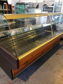 Zoin 2.5M Serve Over Display Chiller