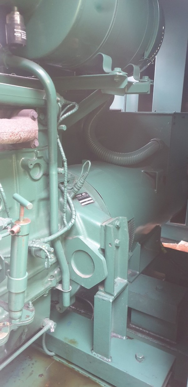 200 kva silent generator set for sale